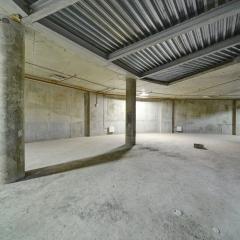 Площадь 587 м² под отделку строение 16