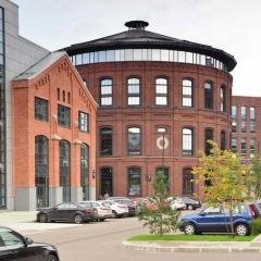 Площадь 258 м² под отделку строение 17