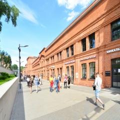 Площадь 186 м² с отделкой строение 2