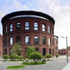 Площадь 128 м² с отделкой строение 15