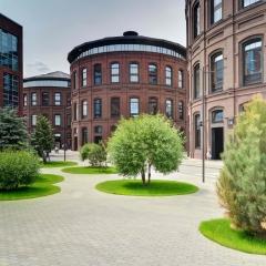 Площадь 259 м² с отделкой строение 17
