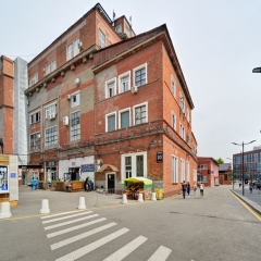 Площадь 60 м² с отделкой строение 10